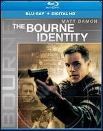 The Bourne Identity [UltraViolet] [Includes Digital Copy] [Blu-ray]