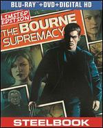 The Bourne Supremacy [2 Discs] [Includes Digital Copy] [SteelBook] [Blu-ray/DVD]