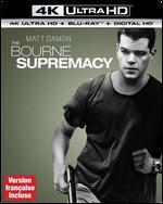 The Bourne Supremacy [4K Ultra HD Blu-ray/Blu-ray]
