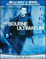 The Bourne Ultimatum [Blu-ray/DVD]