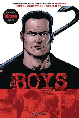 The Boys Omnibus Vol. 1 Tpb - Ennis, Garth, and Robertson, Darick