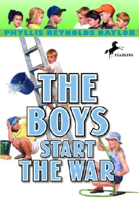 The Boys Start the War - Naylor, Phyllis Reynolds
