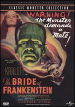 The Bride of Frankenstein - James Whale