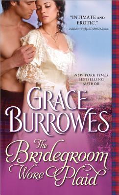 The Bridegroom Wore Plaid - Burrowes, Grace