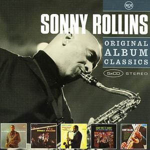 The Bridge/Our Man in Jazz/What's New/Sonny Meets Hawk/The Standard Sonny Rollins - Sonny Rollins