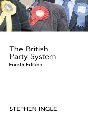 The British Party System: An Introduction - Ingle, Stephen