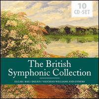 The British Symphonic Collection - Claire Gallant (cello); Ella Brinch (viola); Jan Lund (tenor); Margaret Fingerhut (piano);...