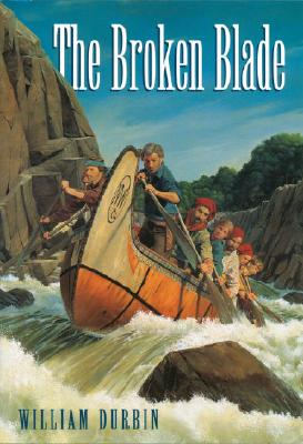 The Broken Blade - Durbin, William