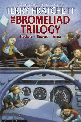 The Bromeliad Trilogy: Truckers/Diggers/Wings - Pratchett, Terry