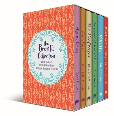 The Bronte Collection (Box Set): Boxed Set - Bronte, Anne, and Bronte, Emily, and Bronte, Charlotte