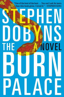 The Burn Palace - Dobyns, Stephen