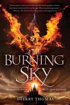 The Burning Sky - Thomas, Sherry