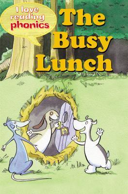 The Busy Lunch - Hamm, Melanie
