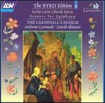 The Byrd Edition, Vol. 3: Early Latin Church Music