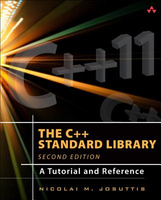 The C++ Standard Library: A Tutorial and Reference - Josuttis, Nicolai