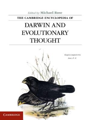 The Cambridge Encyclopedia of Darwin and Evolutionary Thought - Ruse, Michael (Editor)