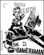 The Cameraman [Criterion Collection] [Blu-ray]