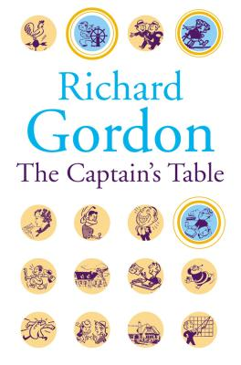 The Captain's Table - Gordon, Richard