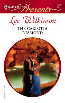The Carlotta Diamond: Dinner at 8 - Wilkinson, Lee