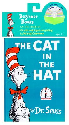 The Cat in the Hat Book & CD - Dr Seuss