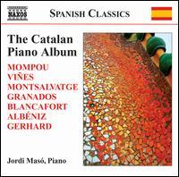 The Catalan Piano Album - Jordi Masó (piano)
