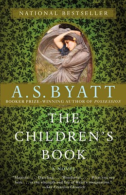 The Children's Book - Byatt, A S