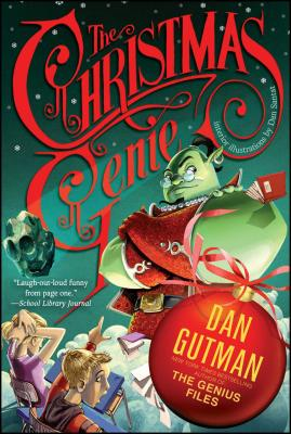 The Christmas Genie - Gutman, Dan