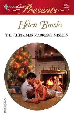 The Christmas Marriage Mission - Brooks, Helen