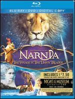 The Chronicles of Narnia: Voyage of the Dawn Treader [Blu-ray/DVD] [Movie Money]