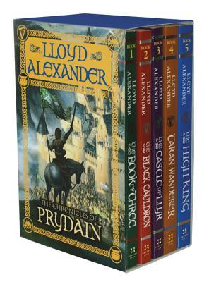 The Chronicles of Prydain - Alexander, Lloyd