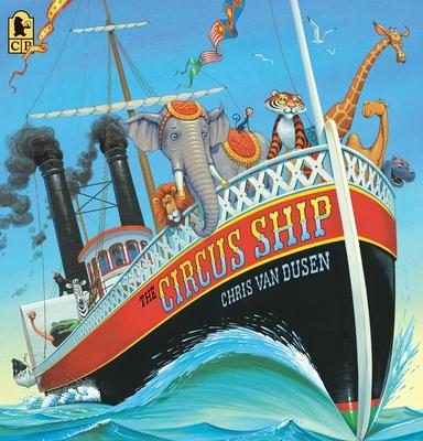 The Circus Ship - Van Dusen, Chris