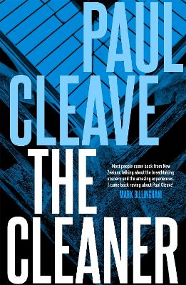 The Cleaner - Cleave, Paul