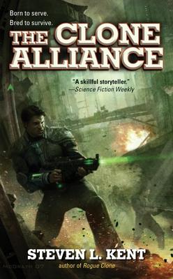 The Clone Alliance - Kent, Steven L