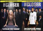 The Closer: The Complete Seasons 1 & 2 [8 Discs]