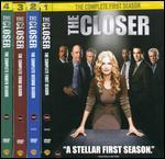 The Closer: The Complete Seasons 1-4 [16 Discs]