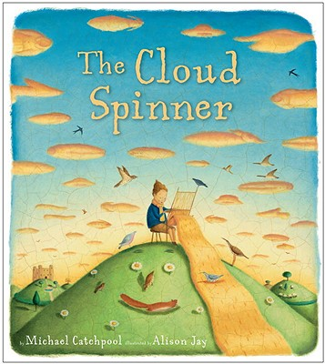 The Cloud Spinner - Catchpool, Michael