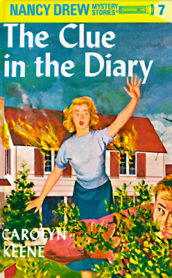 The Clue in the Diary - Keene, Carolyn