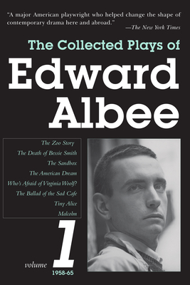 The Collected Plays of Edward Albee: 1958-65 - Albee, Edward