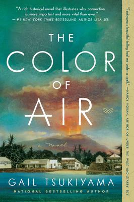 The Color of Air - Tsukiyama, Gail