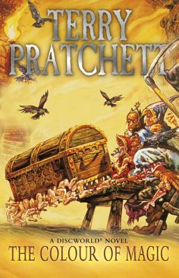 The Colour Of Magic - Pratchett, Terry