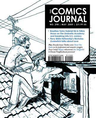 The Comics Journal - Dean, Mike (Editor), and Groth, Gary (Editor), and Valenti, Kristy (Editor)