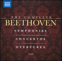The Complete Beethoven: Symphonies; Concertos; Overtures - Claire Rutter (soprano); Claudio Otelli (bass baritone); Dong-Suk Kang (violin); Hasmik Papian (soprano); Jenö Jandó (piano);...