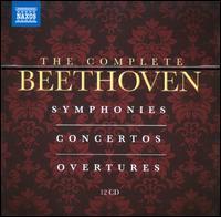 The Complete Beethoven: Symphonies; Concertos; Overtures - Claire Rutter (soprano); Claudio Otelli (bass baritone); Dong-Suk Kang (violin); Hasmik Papian (soprano); Jenö Jandó (piano);.