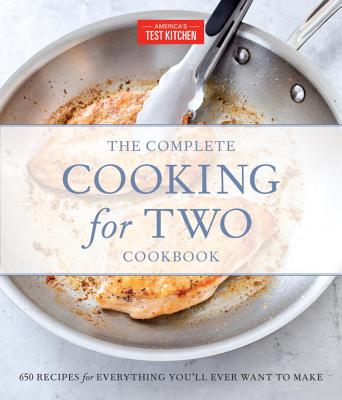The complete cooking for two cookbook gift edition 650 for America test kitchen gift ideas