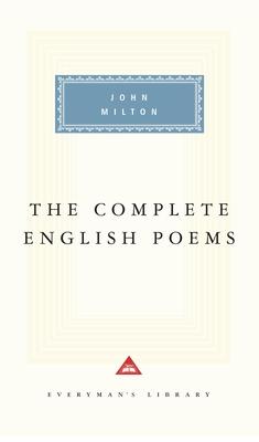 The Complete English Poems - Milton, John
