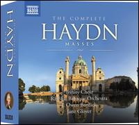 The Complete Haydn Masses - Andrew Nolan (bass); Ann Hoyt (soprano); Bert K. Johnson (bass); Daniel Mutlu (tenor); Daniel Neer (tenor);...