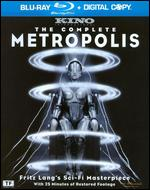 The Complete Metropolis [Limited Edition] [Blu-ray] - Fritz Lang