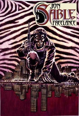 The Complete Mike Grell's Jon Sable, Freelance: v. 2 - Grell, Mike (Artist)