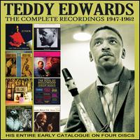 The Complete Recordings: 1947-1962 - Teddy Edwards
