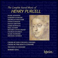 The Complete Sacred Music of Henry Purcell - Aaron Webber (treble); Charles Daniels (tenor); Colin Campbell (bass); Connor Burrowes (treble); Daniel Lochmann (treble);...